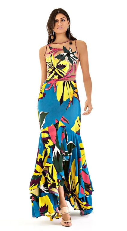 Dolores Summer Maxi Dress