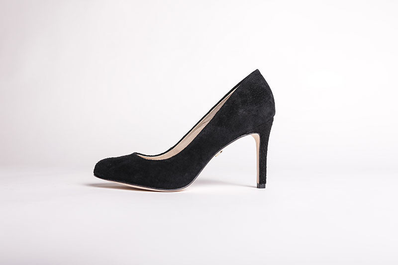 Women's Guilhermina Black Pumps - Color Black - by Guilhermina