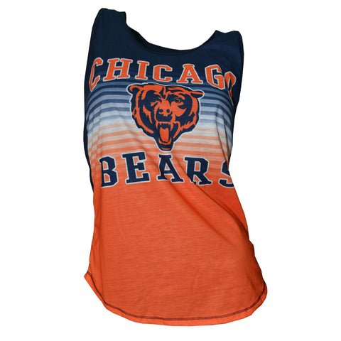 Women's Chicago Bears Concepts Sport Dynamic Ladies Tank Top