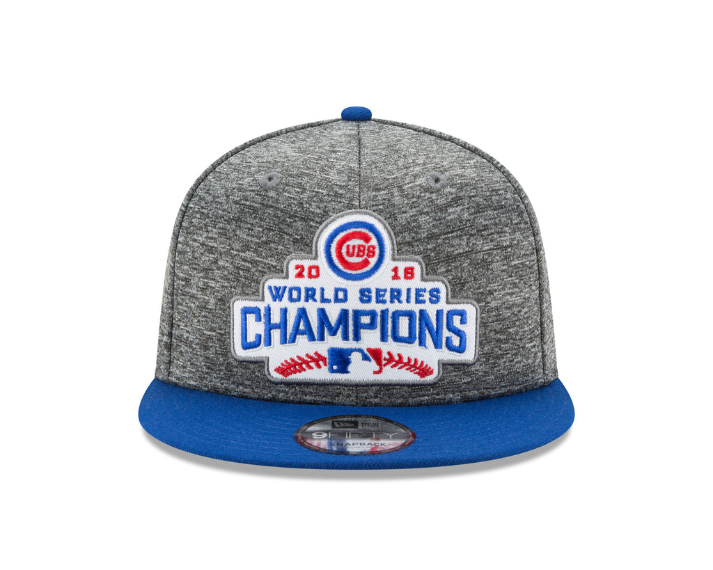 ... Chicago Cubs New Era 9FIFTY Snapback 2016 World Series Champions  Adjustable Cap ... 857f82d11f6