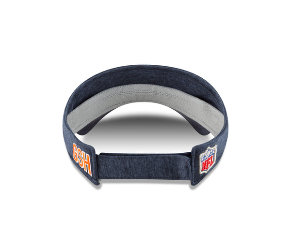 Chicago Bears New Era Sideline Home Adjustable Visor