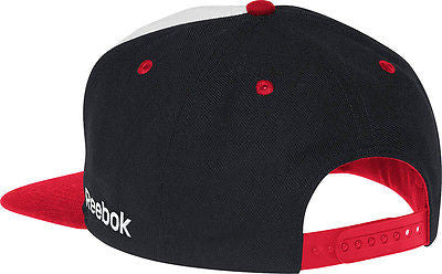 Chicago BlackhawksTeam Colored Snapback Reebok Official NHL Hat