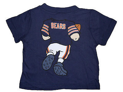 Infant Toddler Chicago Bears Player T-Shirt NFL Team Officially Licensed Tee