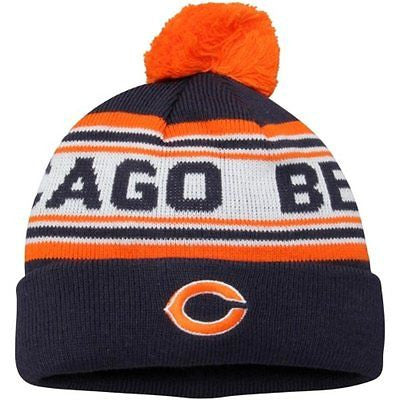 Chicago Bears Toddlers Kids & Youth Hat NFL Officially Licensed Beanie Knit