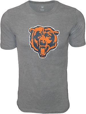 Youth Chicago Bears Distressed Logo Head T-Shirt NFL Team Pride Official Tee