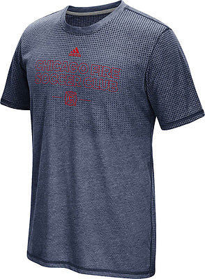 Chicago Fire Soccer Club Aero-Knit T-Shirt Adidas MLS Performance Climalite Tee