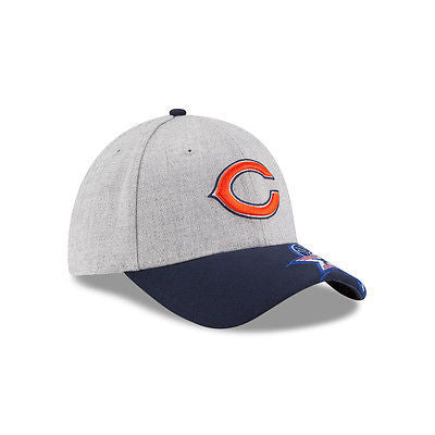 2039c15deda748 ... Chicago Bears Super Bowl XX New Era 39THIRTY NFL Official Cap Fitted Hat  ...