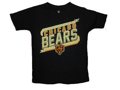 Youth Chicago Bears T-Shirt NFL Football Team Officially Licensed Tee