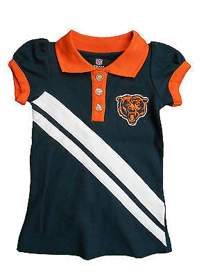 Infant Chicago Bears Skirt Team Pride Cheerleader Outfit NFL Officially Licensed