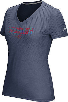 Women's Chicago Fire SC 16 Too Aeroknit Short Sleeve T-Shirt MLS Adidas Tee