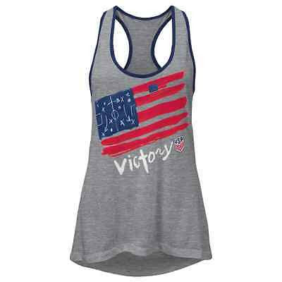 "US Soccer Girls Gen2 ""Victory"" Tank Top"