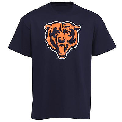 Youth Chicago Bears Hype Logo Short Sleeve T-Shirt NFL Officially Licensed Tee