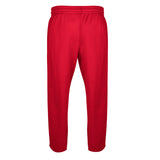 Adidas Men's Climawarm Team Issue TechFleece Red Pants Polska Poland Emblem