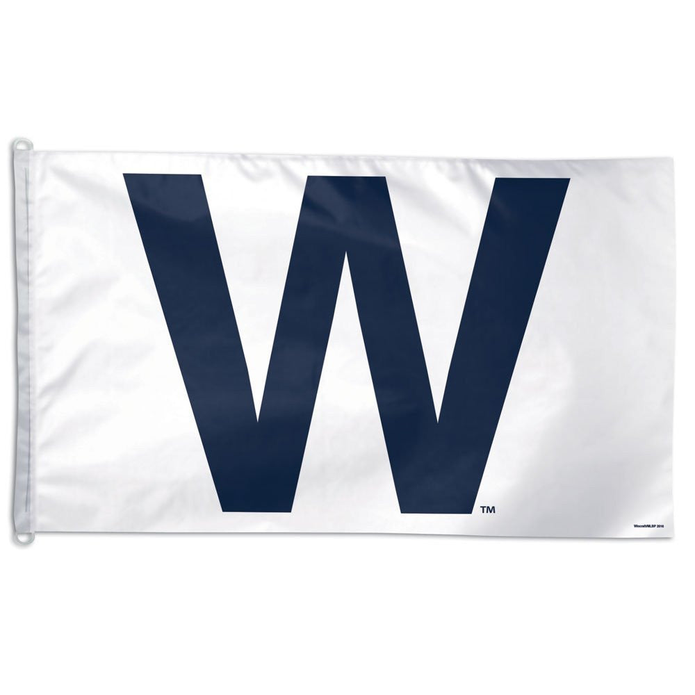 Chicago Cubs 3' x 5' Single-Sided W WinCraft Flag