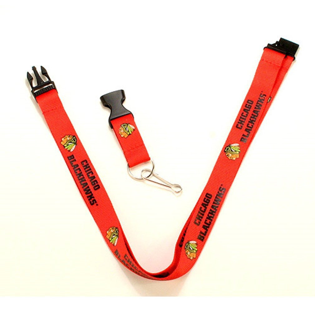 NHL Team Color Lanyard