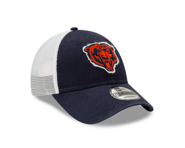 Youth Chicago Bears New Era 9FORTY Trucker Adjustable Hat