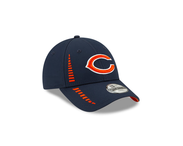 Youth Chicago Bears New Era 9FORTY Speed Adjustable Hat