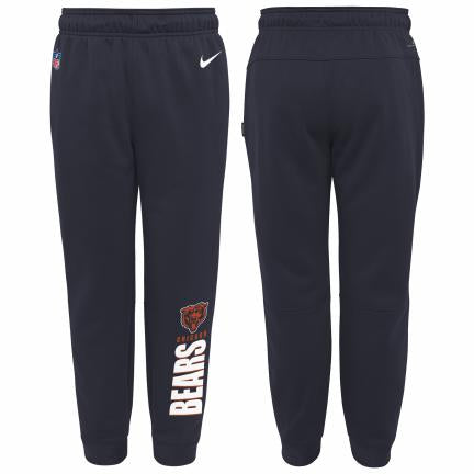 Chicago Bears Youth Nike Navy Sweatpants