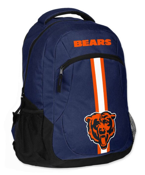 Forever Collectibles Chicago Bears Action Backpack