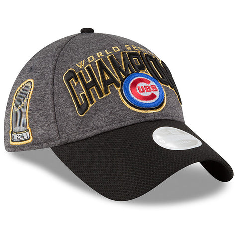 acbf8d01b02 Sale Chicago Cubs New Era 39THIRTY 2016 Women s World Series Champ Locker  Room Cap