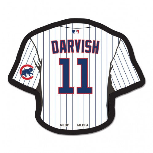 Chicago Cubs Yu Darvish Collector Pin