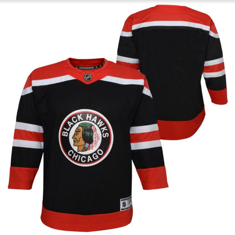 Chicago Blackhawks Youth NHL Special Edition Reverse Retro Jersey