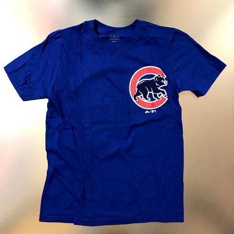 Chicago Cubs Youth Royal Blue Jersey T-Shirt