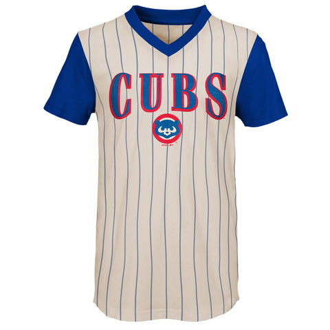 0286941f76a Sale Youth Chicago Cubs Heavy Hitter Cooperstown T-Shirt