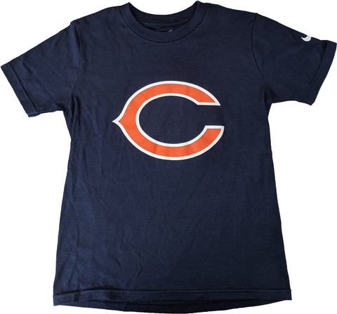 Youth Nike Chicago Bears Navy T-Shirt