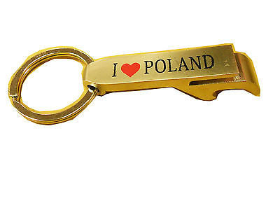 Poland Keychain Polska Bottle Opener Polish Shoe Key Holder Unique Designs