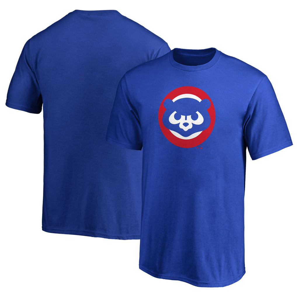 Youth Chicago Cubs Cooperstown Royal T-Shirt