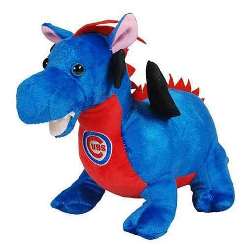 Chicago Cubs MLB FOCO Plush Team Dragon