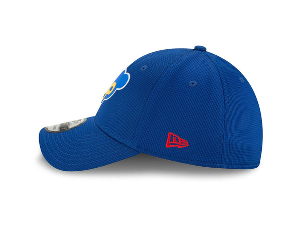 Chicago Cubs 39THIRTY 2020 CLUBHOUSE COLLECTION 1969 Stretch Cap Hat - Blue