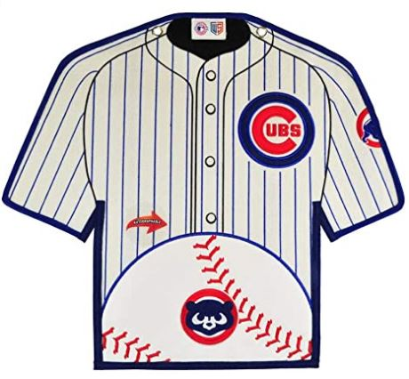 Cubs Wool Autograph Display Jersey