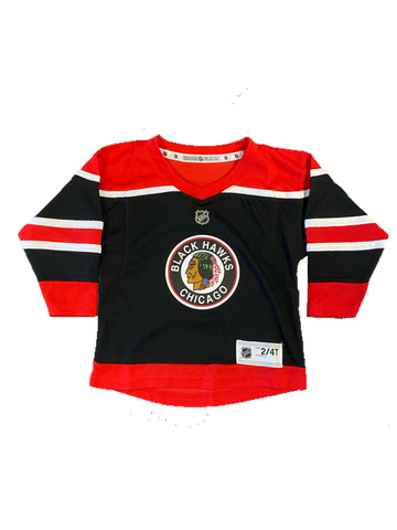 Chicago Blackhawks NHL Infant and Kids Power of 31 Replica Jersey
