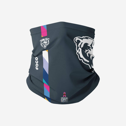 Chicago Bears Crucial Catch Gaiter Scarf Face Mask