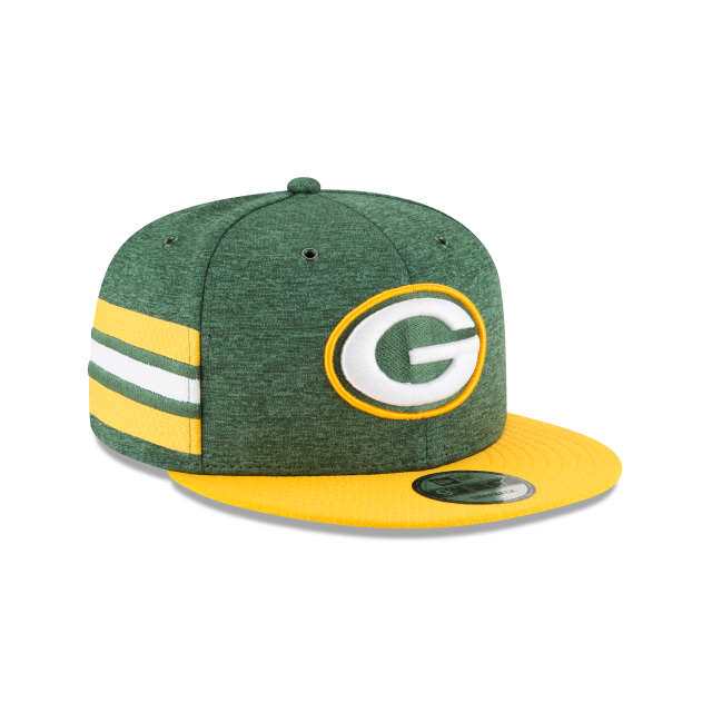 580f7653832 Green Bay Packers Official Sideline Home 9FIFTY Snapback – Sports ...
