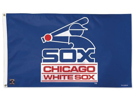 Chicago White Sox's WinCraft Deluxe 3x5 Flag -Blue
