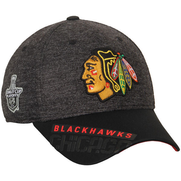 0efe82bd5b38e ... ireland chicago blackhawks 2016 stanley cup playoffs hat nhl reebok  official cap with patch f6a42 af37e