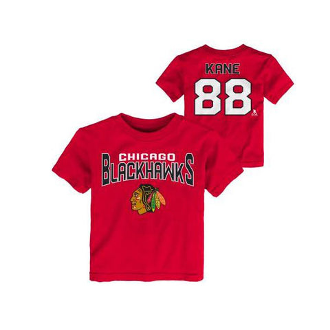 Chicago Blackhawks Patrick Kane #88 Toddler Shirt