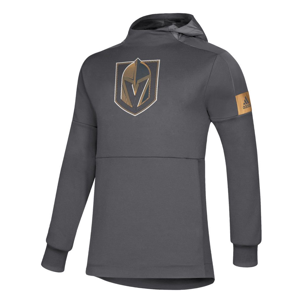 Vegas Golden Knights Men's Adidas Game Mode Pullover Hoodie