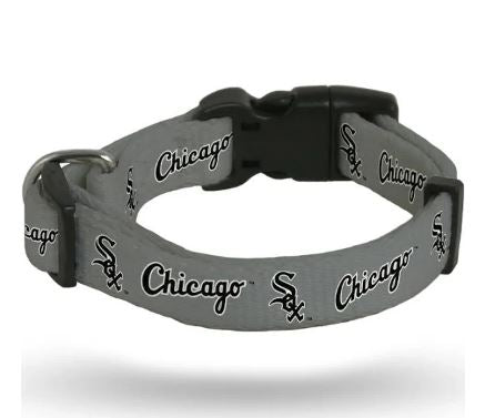 Chicago White Sox Sparo Adjustable Dog Collar