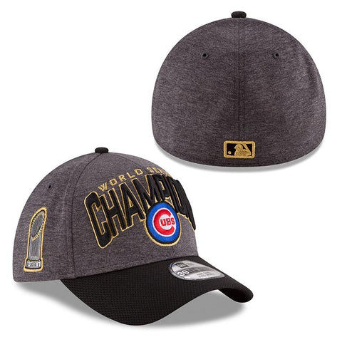 Chicago Cubs New Era 39THIRTY 2016 World Series Champions Hat Cap