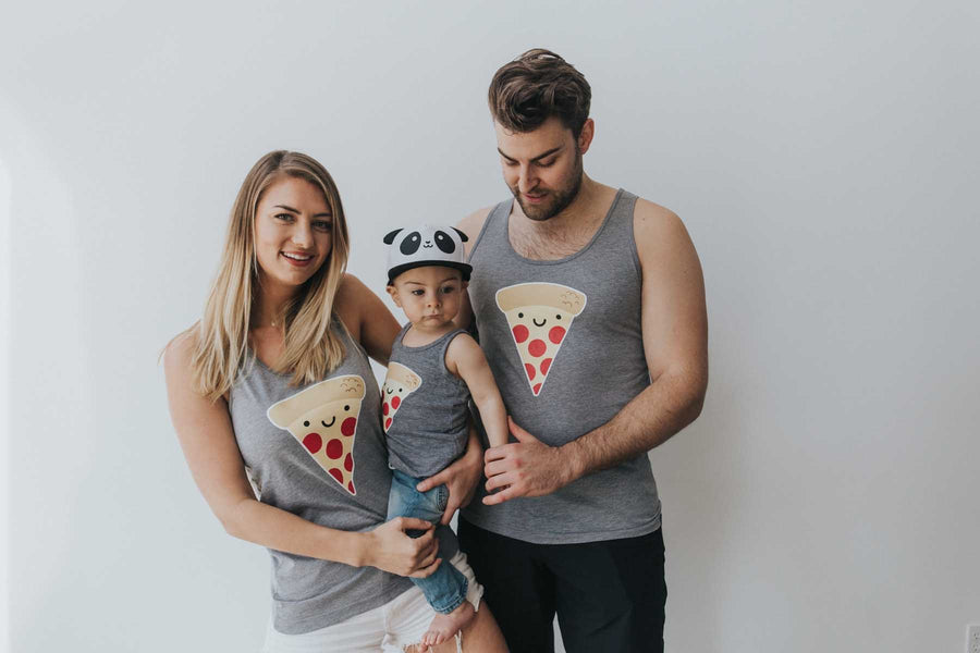 Kawaii Pizza Tank
