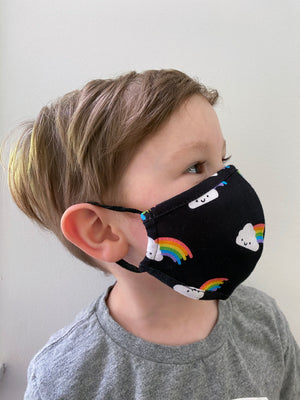 Non-Medical Face Mask - Rainbow