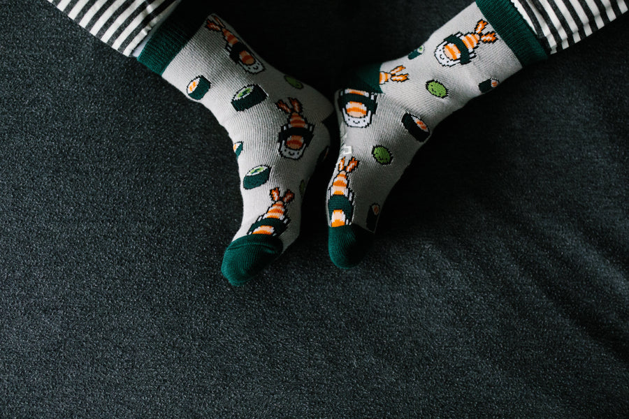 Kawaii Sock 3-Pack Kids/Adult