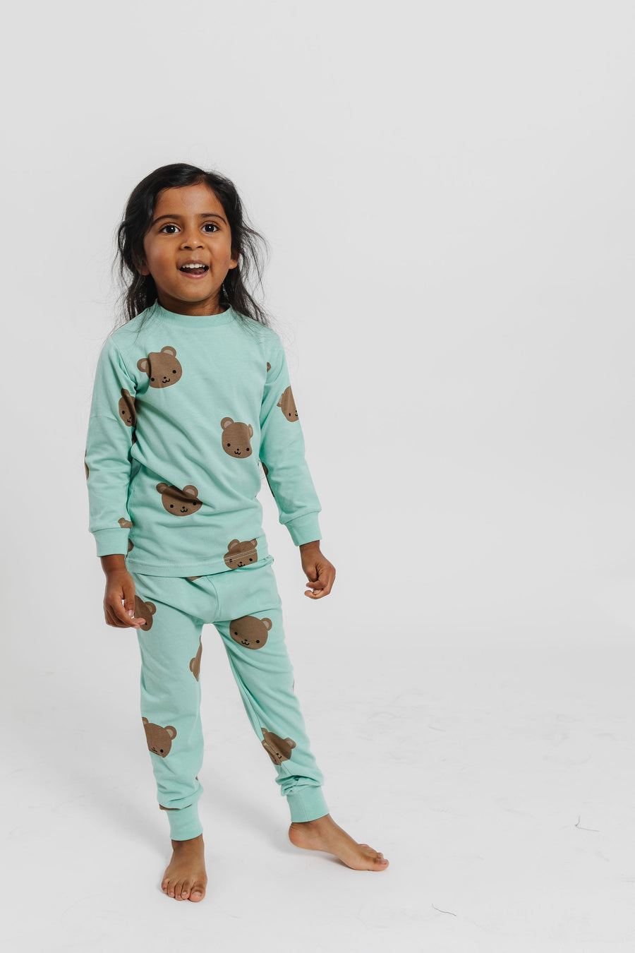 Kawaii Bear Pyjama Set