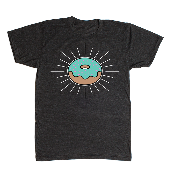 Holey Donut T-Shirt Colour Adult Unisex