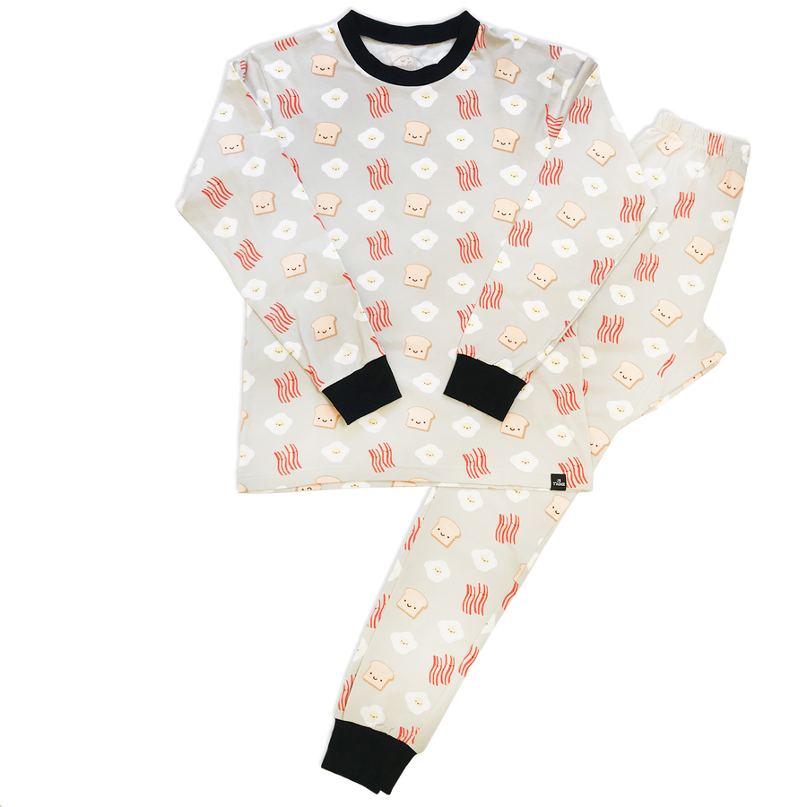 Kawaii Breakfast Pyjama Set - Adult Unisex