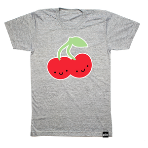 Kawaii Cherry T-Shirt Adult Unisex